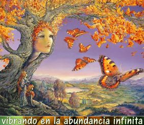 Vibrando en la abundancia infinita