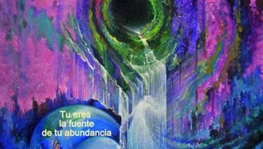 Tu eres la fuente de abundancia