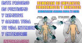 Liberación de Implantes Energéticos