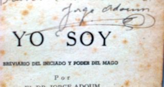 Jorge Elías Adoum – Mago JEFA
