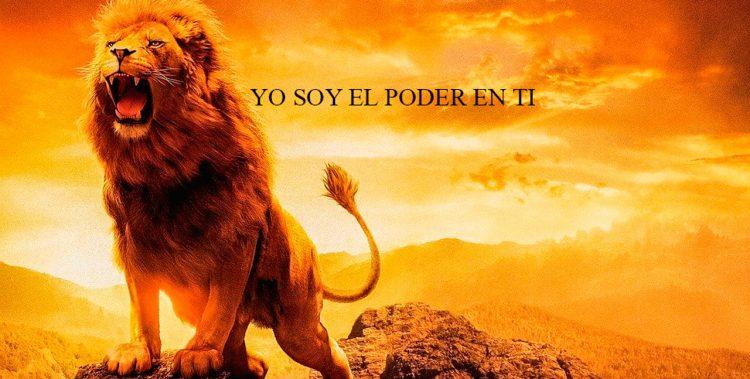 YO SOY EL PODER EN TI